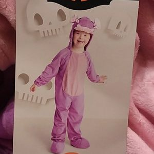 Other - Hippo 4/5 Halloween costume dress up new